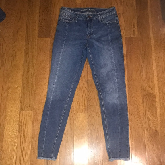 Old Navy Denim - Old Navy Rockstar Jeans